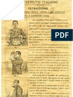 Istruzioni Per La Maschera Polivalente M.Z.