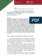 Lengua y tecnologías como instrumentos para la promoción del interpensamiento y la construcción conjunta del conocimiento (Diaz Barriga)