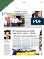 El Mercurio, octubre 2011