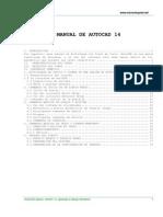 Curso Manual Autocad 14