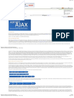 ASP Net Ajax Tips