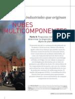 toxicología en nubes multicomponentes, parte II