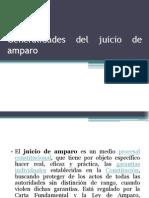 General Ida Des Del Juicio de Amparo