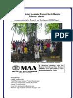 Malu'u Infant Incubator Project