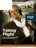 Open For Business Magazine - October/November 2011 Issue
