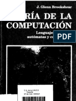 Teoria de La Computacion