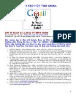 Tao Group Trong Gmail