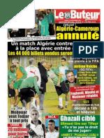 LE BUTEUR PDF du 15/11/2011