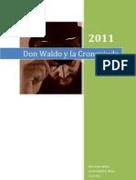 Don Waldo y La Cronoviuda