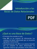 Com218 - GUIA DE CLASE -2- Introducción a BD-Relacionales