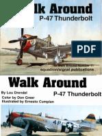 [Walk Around n°11] - Republic P-47 Thunderbolt ('97)