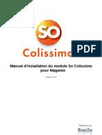 SoColissimo Magento Installation v1.0.2