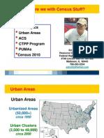 US Census Update