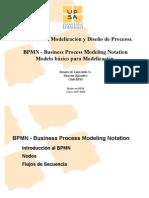 BPMN - Modelo Basico Para Modelizacion