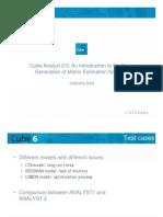 Cube Analyst 2.0