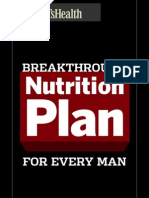 Break Thru Nutrition Plan
