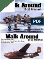 [Walk Around n°12] - North American B-25 Mitchell ('97)