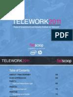 Feds Telework 2011