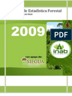 Boletín inab 2009 Final