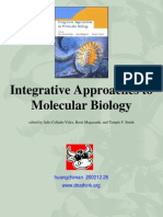Integrative Approaches to Molecular Biology