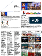 KoF 2002 Manual de Instrucciones