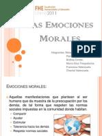 """""""Las Emociones Morales"""""""