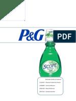 Procter & Gamble - Caso Estudo