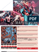 Mutants & Masterminds - Marvel Files