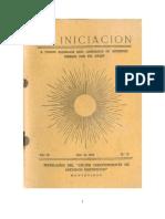 La Iniciacion 27 - Julio 1944