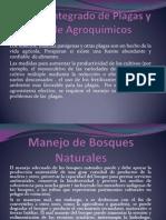Control Integrado de Plagas y Uso de Agroquímicos