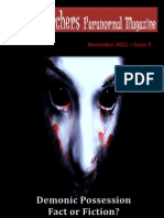 SOuL Searchers Paranormal Magazine ~ Issue 3, November 2011