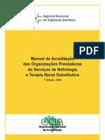 Manual de Nefrologia e Terapia Renal