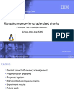 Memory Management Lca2006