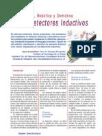 Lección Nº 9 - Los Detectores Inductivos