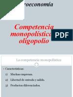 cia Monopolistic A y Oligopolio