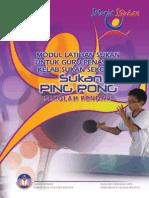 Modul Latihan Ping Pong