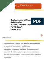 Desinfeccion y esterilizacion