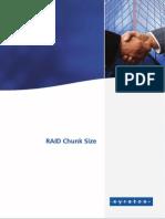 Xyratex White Paper RAID Chunk Size 1-0