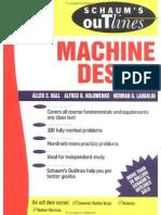 Schaum Machine Design