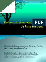Fang Yupeng Craneoacupuntura