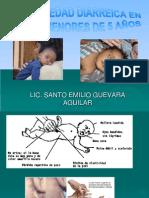 DIARREA Y DESHIDRATACION