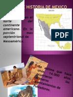 Breve Historia de Mexico