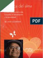 Amit Goswami - La Física Del Alma