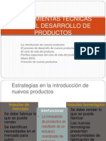 Ciclo de Vida Producto Matriz Bcg