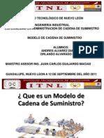 Presentación SCM