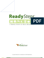 Ready Steps Worksheets