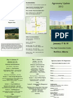 489 Agronomy Update 2012 Brochure