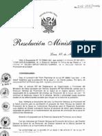 RM298-2011-MINSA Guia Tecnica de Gestion de Promocion de la Salud en Instituciones Educativas para el Desarrollo Sostenible.