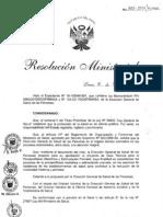 RM361-2011-MINSA Guia Tecnica para la Psicoprofilaxis Obstetrica y Estimulacion Prenatal.