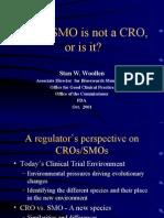 SMO vs CRO